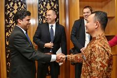 Ambassador Kamala Lakhdhir meet  Minister of Education Dr Maszlee Malik (United States Embassy Kuala Lumpur) Tags: ambassador kamala lakhdhir meet minister education dr maszlee malik