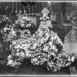 A grave, location not known, 14 Jun 1909 [Banstead] thumbnail