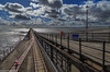 Essex.jpg (jamiepacker99) Tags: 2018 essex landscape march winter england southendonsea pier southendpier seaside uk sea water rail trainline canoneos6d canonef24105mmf4lisusmlens traintrack