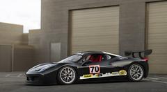 2013 Ferrari 458 Challenge Evoluzione (Desert-Motors Automotive Photography) Tags: ferrari 458 458challenge evoluzione evo 458evo v8 racecars rmsothebys