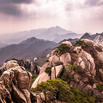 Dobongsan - Seoul, South Korea - Landscape photography thumbnail