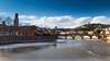 Ponte Pietra (Puma 68) Tags: europa italia verona adige fiume river longexposure lungaesposizione acqua water pontepietra canonef1635mmf28liiusm