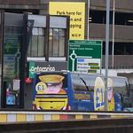 Megabus on Suffolk Street Queensway near the New Alex thumbnail