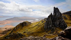 Isle of Skye (andrewmckie) Tags: isleofskye oldmanofstorr storr trotternishpeninsula trotternishridge skye scotland scottish scottishscenery scenery outdoor highlands mountains
