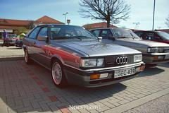 1986 Audi Quattro (NGcs / Gábor) Tags: car audi coupé german b2 coupe quattro bbs