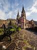 Basilica de Covadonga (Javichu Fotografia) Tags: templo temple basilica parroquia santuario sanctuary covadonga cathedral monastery landmark monument catedral spain españa asturias santuariocovadonga basilicacovadonga