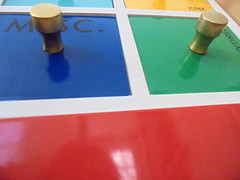 DSC02483 (classroomcamera) Tags: home homes house houses organization drawer drawers blue green red bold color colors handle handles stuff misc gold brass goldens closeup light lights lighting shine shiny shadow shadows bright dark contrast white small tiny little storage