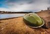 Stranded??.... (chrisul90) Tags: blackforest lake landscape langzeitbelichtung longexporsure nikon beach strand schluchsee schwarzwald