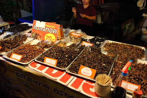 Saturday Night Market Street Food - Chiang Mai