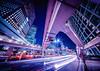 Curves (hidesax) Tags: curves street night nightscape cityscape pedestriandeck yurikamome light stream trails shiodome tokyo japan hidesax sony a7ii voigtlander 10mm