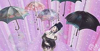 bubble rain