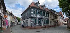 Seligenstadt (wernerfunk) Tags: fachwerk strasse hessen