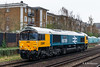 66789 20180410 Kensington Olympia (steam60163) Tags: kensington kensingtonolympia class66 66789 largelogo gbrf gbrailfreight 66250 retrolivery
