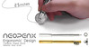 Neoepnx Measuring Wheel Pen (Neopenx) Tags: kickstarter cartridge precision precisiontools stationary unique uniquegifts stationerylove stationerylover scissors stationeryfinds pen