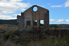 Lithgow Blast Furnace 2017 5 (PhillMono) Tags: nikon d7100 nsw new south wales australia dslr history heritage lithgow blast furnace ruin relic old abandoned industry factory brick architecture empty