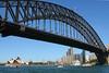 Sydney Harbour Bridge, March 30th 2013 (Southsea_Matt) Tags: march 2013 autmn canon 30d australia newsouthwales sydney milsonspoint sydneyoperahouse sydneyharbourbridge