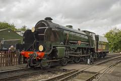 Severn Valley Repton (MitchellTurnbull) Tags: southern railways schools class 30926 926 repton svr severn valley railway autumn steam gala september 2017 locomotive