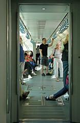 dubai 33 (beauty of all things) Tags: vae uae dubai monorail people menschen