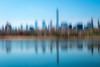 dissolving skyline (Westsideguy) Tags: centralpark intentionalcameramovement
