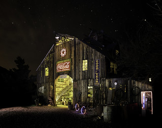 024693763291-97-Old Barn in the Mojave Desert at Night-1