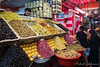 Olives (Mike Gabelmann) Tags: africa color colour fes food market merchant morocco olives people stall yellow