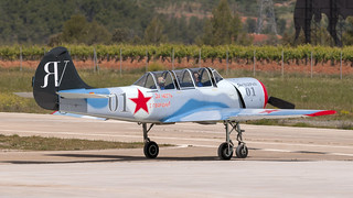 CFR6379 Yak52 EC-IAI