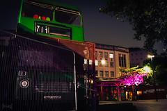 Bear Pit, Bristol, UK (KSAG Photography) Tags: bristol moody city urban bus unitedkingdom uk england europe britain night nightphotography street streetphotography landscape june 2018 wideangle nikon hdr 35mm
