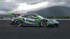 FURY Simsport Porsche 911 RSR (JDavis_FURY) Tags: iracing fury porsche rsr gte simracing simsport