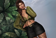 How You Remind Me ♫ (Selena Paine) Tags: secondlife catwa maitreya pseudo notfound truth blogger blog fashionblog