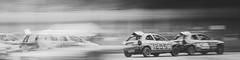 leaders (sidewaysbob) Tags: aldershot bangers cars race raceway racing short sunday track