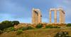 Kalimera Ellada (George Plakides) Tags: poseidon god temple sounion homer byron columns doric
