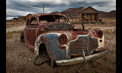 Somewhere in Another Time and Place (Whitney Lake) Tags: goldmining desert nevada goldpoint ghosttown urbex rurex rust decay abandoned