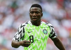Breaking News: Super Eagles must be focused to beat Iceland - Oghenekaro Etebo (thisdaynews) Tags: beat focused iceland must oghenekaroetebo supereagles