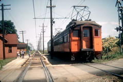 South Shore 15 Al Chione dupe (jsmatlak) Tags: chicago south shore line csssb railroad railway electric interurban tram train nictd indiana tremont