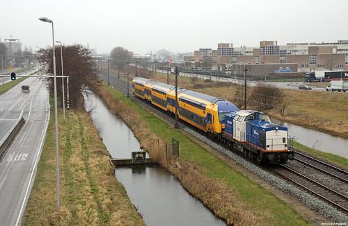 20180328 VR 203-2 + NSR 7541, Haarlem