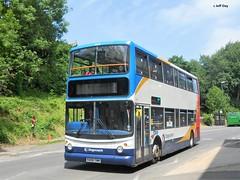 KX05TWM (jeff.day48) Tags: kx05twm adl trident alx400 stagecoachwest merrywalks stroud gloucestershire 63 18314