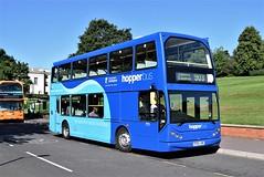 Trident 771 (37TheBat) Tags: nottingham trident east lancs 771 ff04jxm hopperbus university isle man gmn373n