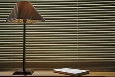 Etudes de Lettres (Le dahu) Tags: light book indoors minimalism minimalist minimal lamp d610 fx nikon tamron 2470 darktable
