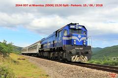 2018_06_031 (HK 075) Tags: željeznica hk hz havatska croatia class railway diesel yugoslavia 2132 1141 1142 2041 2044 2062 2063 locomotive