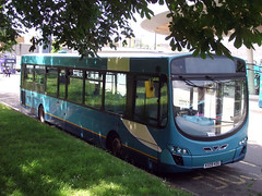 Chatham Waterfront, 8.6.18 (Tony's Trains and Buses) Tags: arriva chatham daf wright pulsar