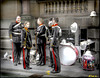 copy 2_tonemapped Royal Marine Band (DEZ 2) Tags: hdr candid marines band liverpool