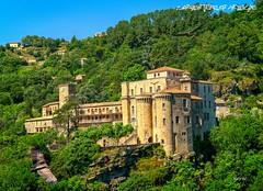 P1050241 (Denis-07) Tags: ardeche 07 rhonealpesauvergne castle chateau largentiere rhônealpes france