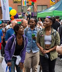 Pride Toronto 2018 (Viv Lynch) Tags: canada ontario toronto pride 2018 festival pridetoronto lgbt lgbtq2s gay lesbian bisexual streetfestival loveislove prideto happiness celebration rights people strangers blm