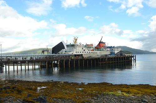 Craignure ferry terminal