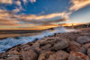 Sunset at the Mediterranean, Cassis-3311 (George Vittman) Tags: landscape sunset fantasticnature ngc mediterranean provence cassis blue rocks naturephotography nature jav61photography jav61 photography