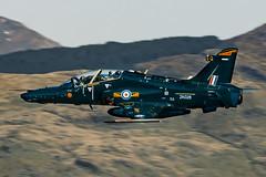 Bae Hawk T2 DSC05894 (davcat007) Tags: hawk baehawk t2 t2hawk machloop lfa7 lowfly flying flylow military raf rafvalley
