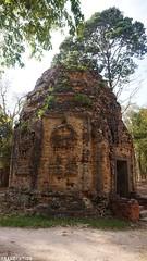 Prasat Sambor Group, Sambor Prei Kuk (Travolution360) Tags: cambodia sambor prei kuk prasat group ancient ruins history angkor wat travel nature forest kampong thom best