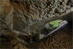 Glacière des Granges du Roi, vers Pierrefontaine-les-Varans (Guy Decreuse 25) Tags: glacière des granges du roi pierrefontainelesvarans karst grotte spéléo doubs