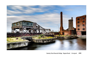 Stanley Dock Bascule Bridge