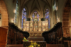 Vacances_0429 (Joanbrebo) Tags: kaysersbergvignoble grandest francia fr iglesiasaintecroix esglèsia church iglesia alsace hautrhin canoneos80d eosd efs1855mmf3556isstm autofocus